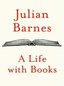 Julian Barnes - A life with books