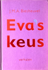 j.m.a. biesheuvel - eva's keus