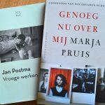 Marja Pruis - Genoeg nu over mij & Jan Postma - Vroege werken